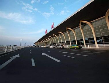 银川河东机场航站楼