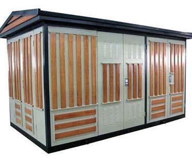 箱式变电站的安装方式之户外安装
